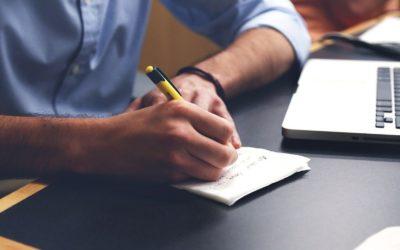 Journaling: Mehr Gesundheit mit einem Gesundheitstagebuch